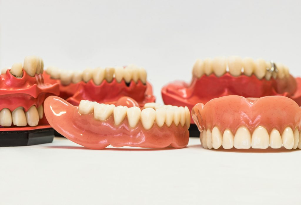Can I Replace Just My Bottom Denture Village Green Dentures